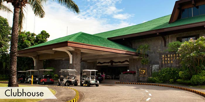 Alabang Country Club Clubhouse