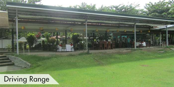 Driving Range at AngTay Golf and Country Club