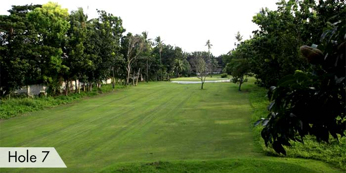Hole 7 View at AngTay Golf and Country Club