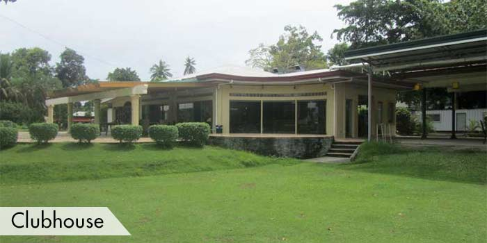 The Clubhouse in AngTay Golf and Country Club