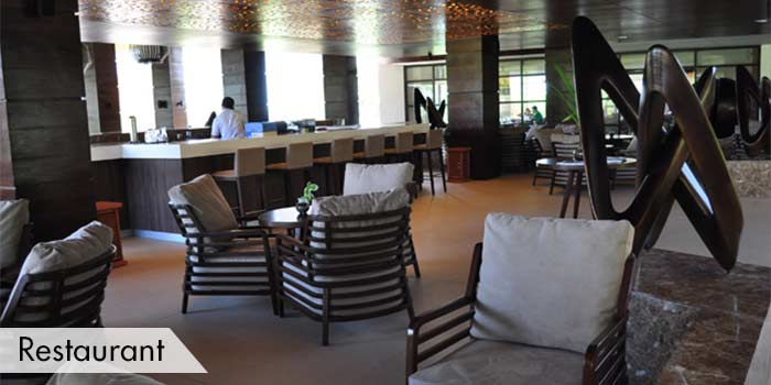 A Restaurant at Anvaya Cove Golf & Sports Club