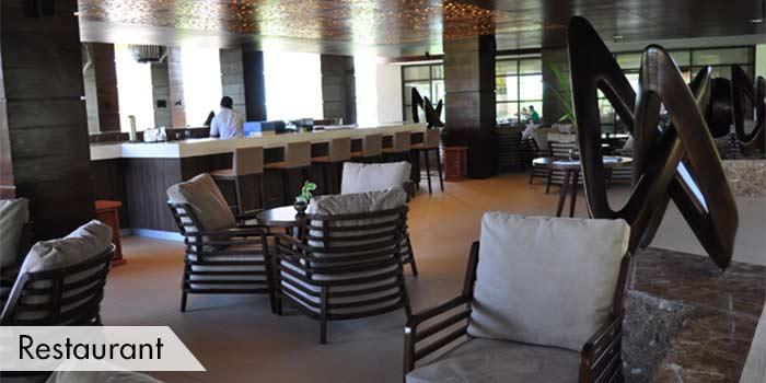 A Restaurant at Anvaya Cove Golf & Sports Club
