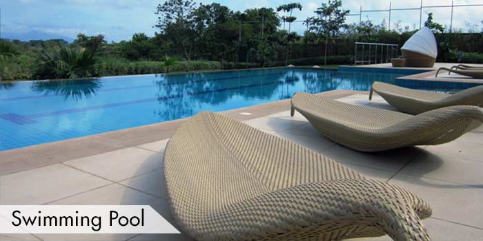 Anvaya Cove Golf & Sports Club Swimming Pool