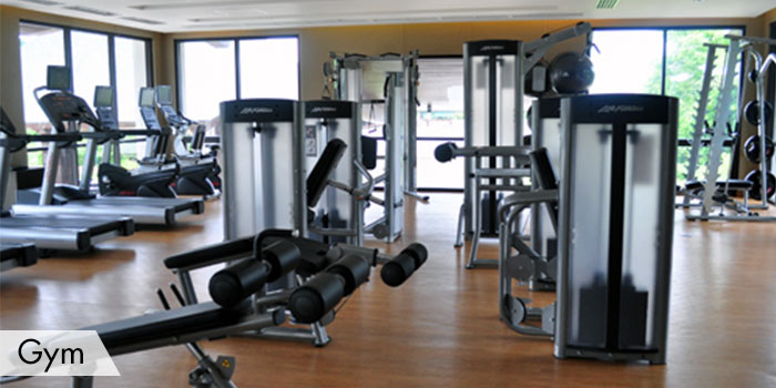 Fitness Center at Anvaya Cove Golf & Sports Club