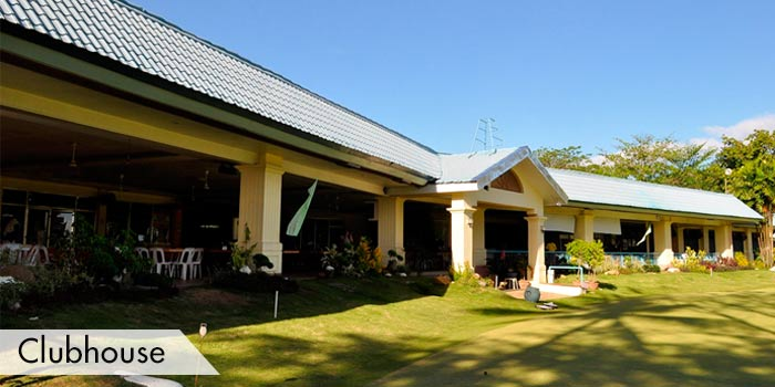 Clubhouse of Apo Golf & Country Club