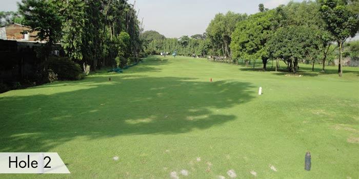 Army Golf Club Hole 2