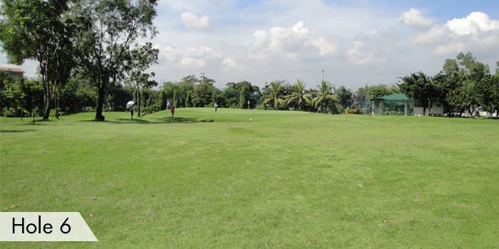 Army Golf Club Hole 6