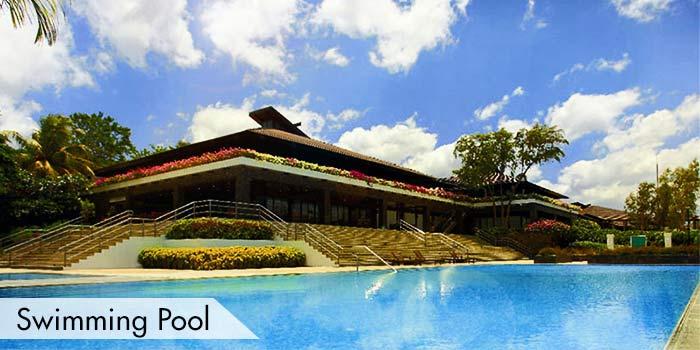 Ayala Greenfield Golf & Leisure Club Swimming Pool