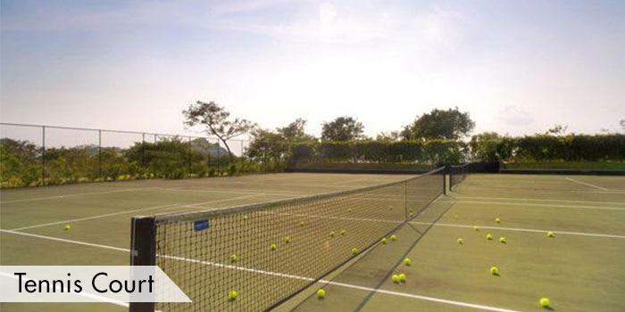 Ayala Greenfield Golf & Leisure Club Tennis Court