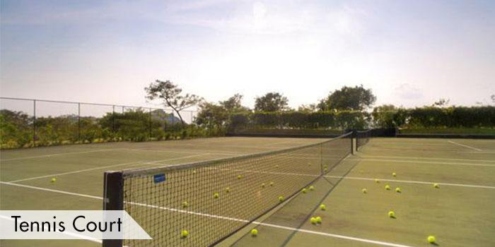 Ayala Greenfield Golf & Leisure Club Tennis Court