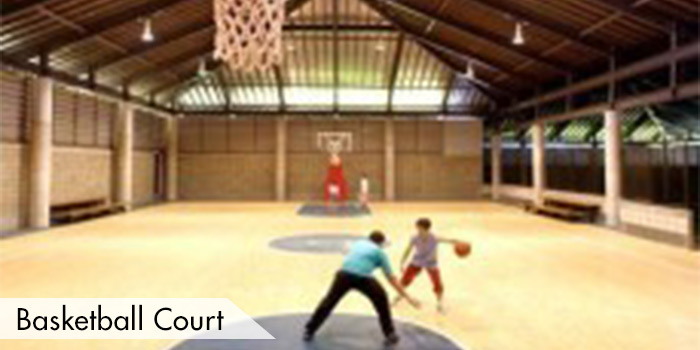 Basketball Court at Ayala Greenfield Golf & Leisure Club