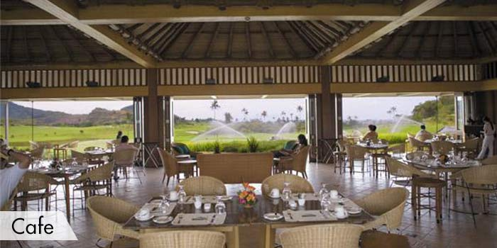 Cafe at Ayala Greenfield Golf & Leisure Club