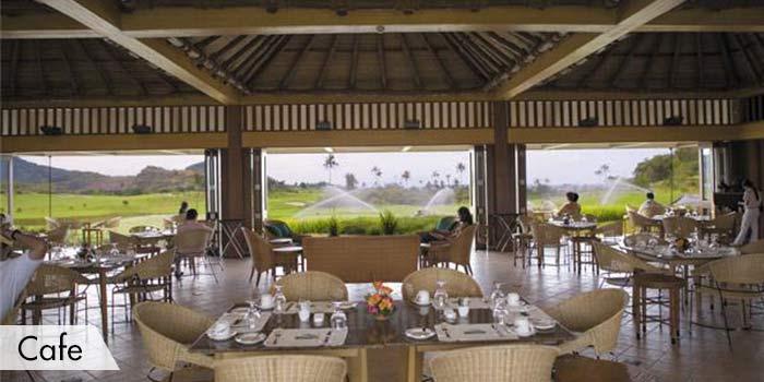 Cafe at Ayala Greenfield Golf & Leisure Club