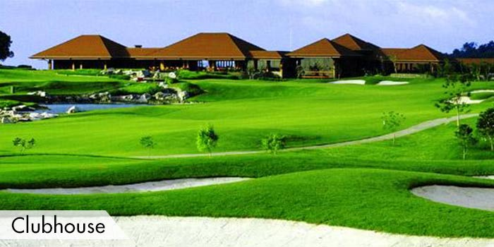 Clubhouse of Ayala Greenfield Golf & Leisure Club