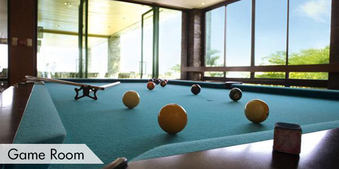 The Game Room at Ayala Greenfield Golf & Leisure Club