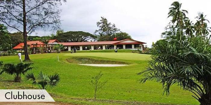 The Clubhouse of Bacolod Golf & Country Club