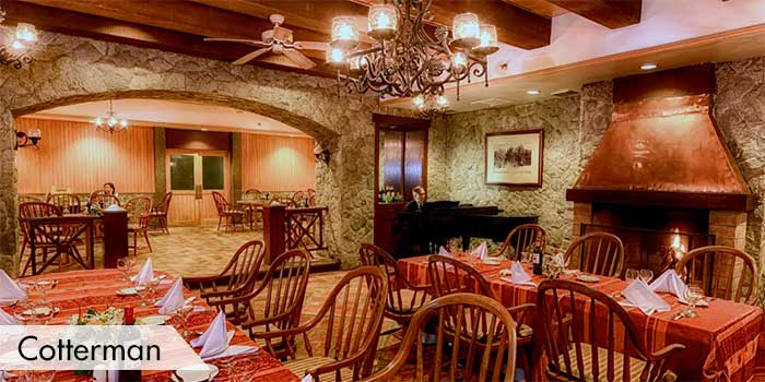Baguio Country Club Cotterman Restaurant