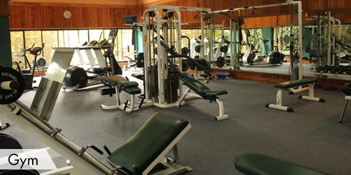 Baguio Country Club Gym