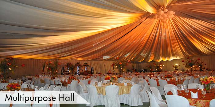 Baguio Country Club Multipurpose Hall