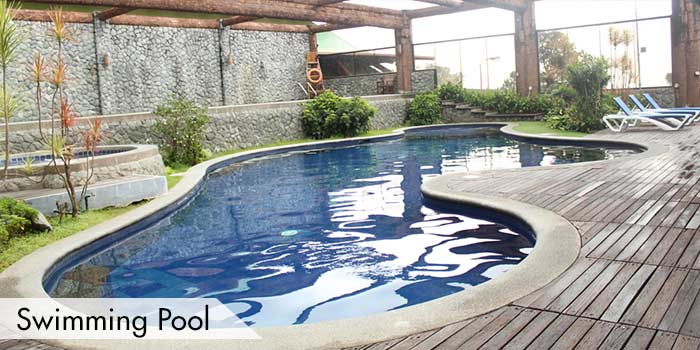 Swimming Pool of Baguio Country Club