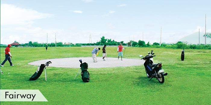 Bayanihan Golf Club Fairway