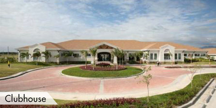The Clubhouse of Beverly Place Golf Club