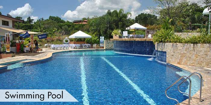 Swimming Pool of Bravo Golf Hotel Resort & Spa