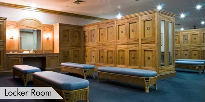 Locker Room of Calatagan Golf Club, Inc.