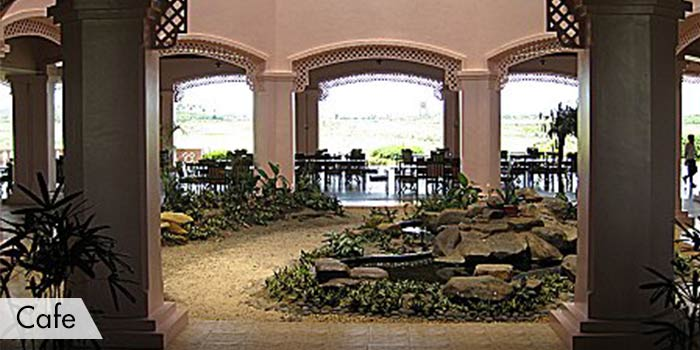 Caliraya Springs Golf & Marina Leisure Community Cafe