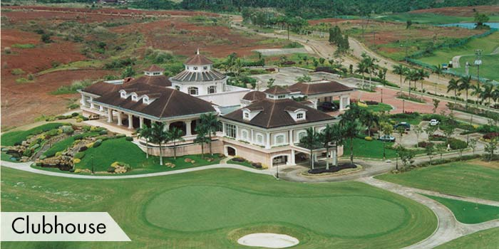 Caliraya Springs Golf & Marina Leisure Community Clubhouse