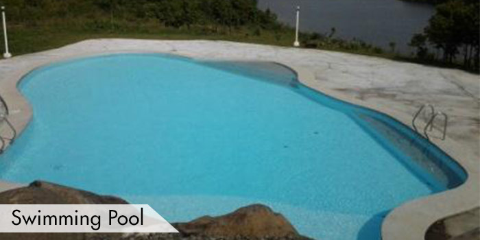 Swimming Pool of Caliraya Springs Golf & Marina Leisure Community