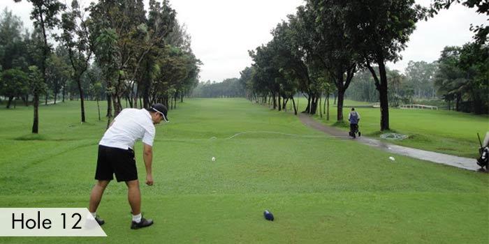 Camp Aguinaldo Golf Club Hole 12
