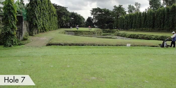 Camp Aguinaldo Golf Club Hole 7