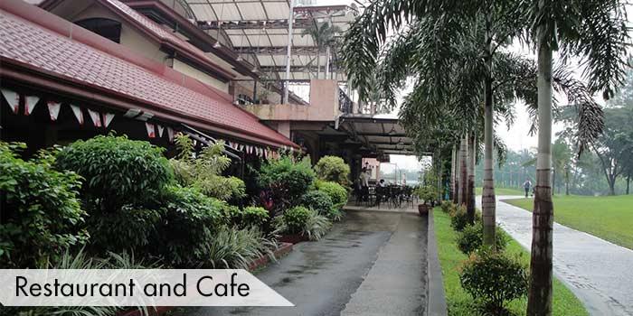 Camp Aguinaldo Golf Club Restaurant and Cafe