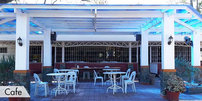 Cafe at Camp Evangelista Golf Club