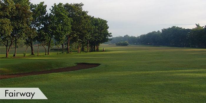 Camp Evangelista Golf Club Fairway