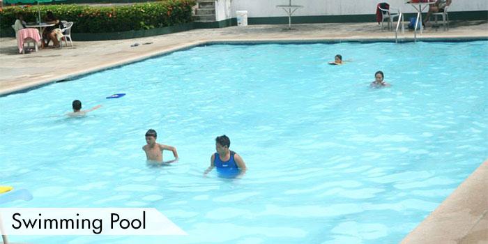 Swimming Pool at Camp Evangelista Golf Club