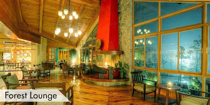 Camp John Hay Golf Club, Inc. Forest Lounge