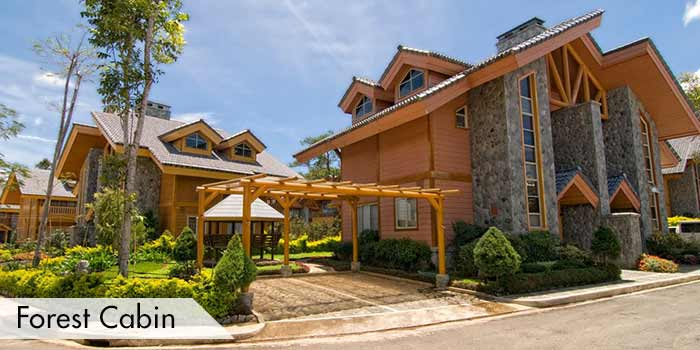 Camp John Hay Golf Club, Inc.Forest Cabin