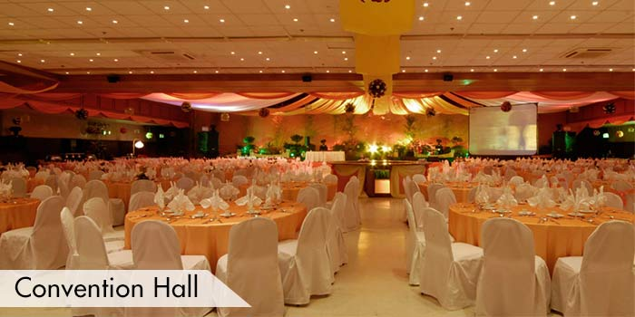 Convention Hall of Camp John Hay Golf Club, Inc.