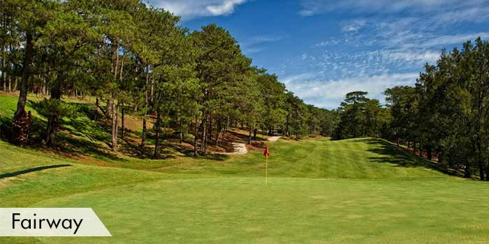 Fairway at Camp John Hay Golf Club, Inc.