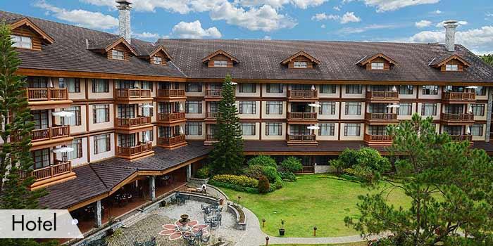 Hotel at Camp John Hay Golf Club, Inc.