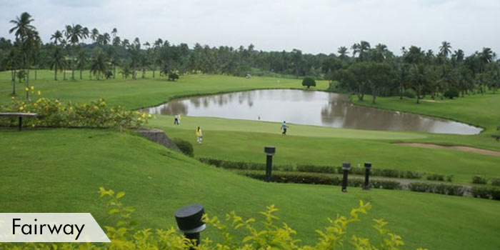 Canlubang Golf & Country Club Fairway
