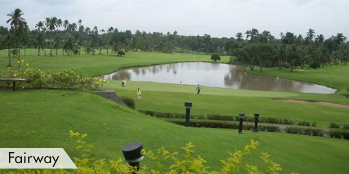 Canlubang Golf & Country Club Fairway