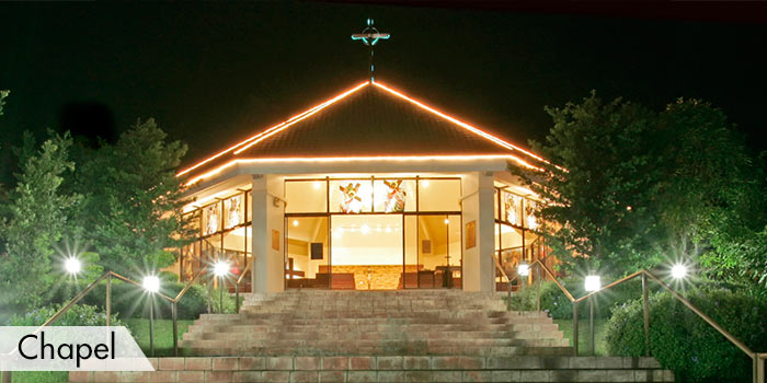 Canyon Woods Residential Resort Chapel