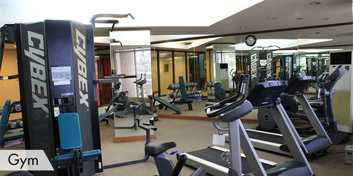 Canyon Woods Residential Resort Gym