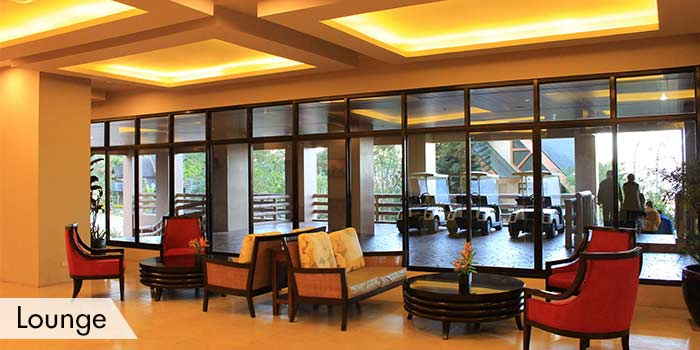Canyon Woods Residential Resort Lounge