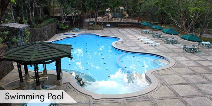 Canyon Woods Residential Resort Swimming Pool