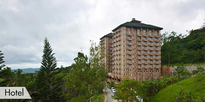 Hotel of Canyon Woods Residential Resort