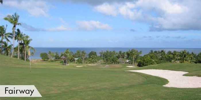 Fairway of Casa Del Mar Golf & Dive Hotel Resort